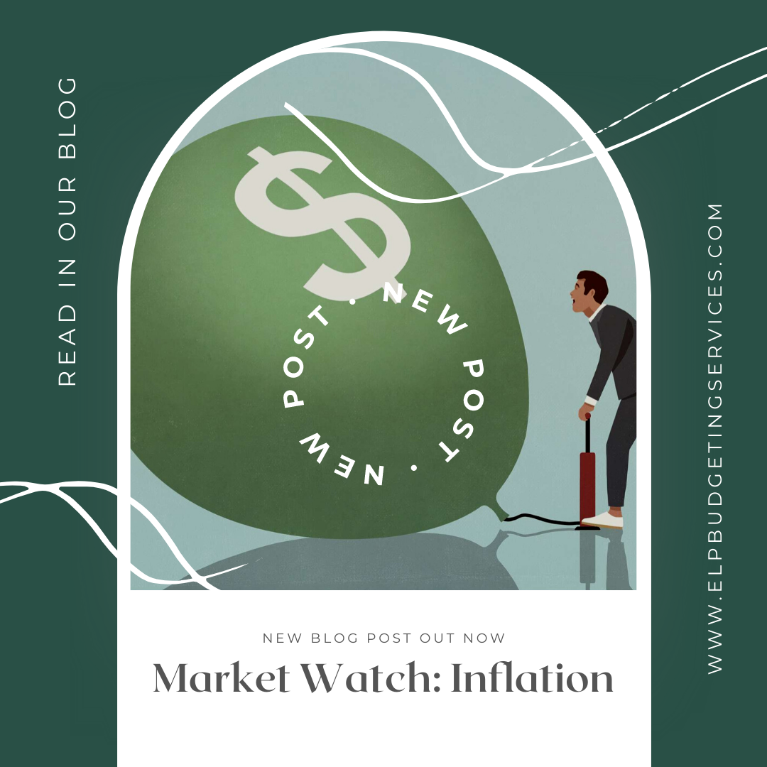 inflation rates cause decrease in dollar value